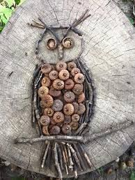 diy crafts for kids outdoors - Kids Crafts Forest School Activities, Nature Activities, Activities For Kids, Diy Crafts For Kids, Art For Kids, Arts And Crafts, Simple Crafts, Children Crafts, Kids Diy