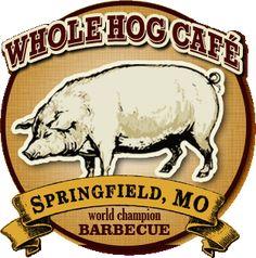 Welcome to Whole Hog Cafe! Sooo yummy!!! Try the awesome potato salad!!!!