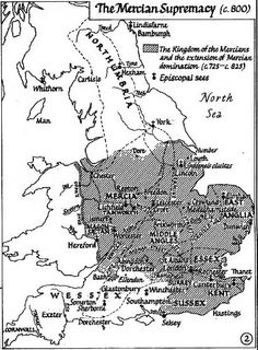 630 best uk maps images british isles maps cartography 19th Century British Empire a small scale map showing the extent of mercian overlordship over most of the country c
