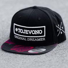 # TJVN ORIGINAL DREAMER Urban Outfits, The Dreamers, Snapback, The Originals, Fashion, Moda, Fashion Styles, Fashion Illustrations, Urban Outfitters