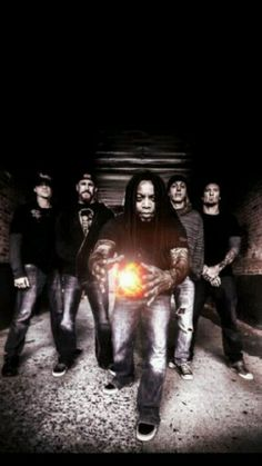 Sevendust - one of the best bands in heavy metal/hard rock Play That Funky Music, Kinds Of Music, Music Love, Music Is Life, Rock Music, Nu Metal, Heavy Metal, Twisted Metal, Black Metal