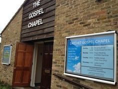 Datchet Gospel Chapel Church Building, Jesus Christ, Broadway Shows