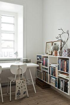 Minimalist Living in Copenhagen by Muriel Alvarez, via Flickr