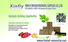 Yangzhou Xinfly Inflight & Travel Supplies Co Ltd is an original manufacturer of hospitality amenities and Hotel amenities  Yangzhou Xinfly Inflight & Travel Supplies Co Ltd has been exclusively designing producing and exporting in-flight kits Travel Kits and hotel amenities products since 1999.  The hospitality industry which encompasses a vast domain of commercial segments including hotels restaurants Motel and travel & tourism sector has undergone a sea-change in the last fifty to sixty…
