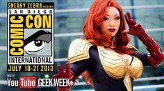 superheroes cosplay - YouTube