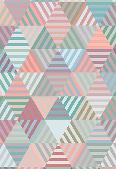 Greys Pattern by Fernando Augusto Copyright © Geometric Patterns, Graphic Patterns, Geometric Art, Geometric Designs, Cool Patterns, Motifs Textiles, Textile Patterns, Quilt Patterns, Grey Pattern