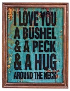 I sing this song to my babies every day!! Love to print this and hang in their bedrooms!!