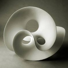 Fabulous ceramic sculpture by Eva Hild