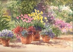 Watercolor Seascapes - Coastal Paintings by Susie Short