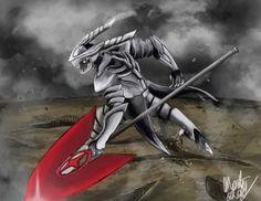 Anime: Akame Ga Kill The evolved version of incursio in the manga. Dragon Knight, Knight Art, Character Concept, Character Art, Character Design, Assassin, Chelsea Akame Ga Kill, Anime Manga, Anime Art