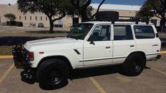 1987 Toyota Land Cruiser, from Addison, Texas USA ($18k)