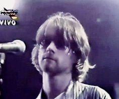Kurt Cobain, Brazil 1993