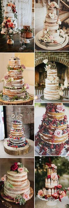 50 Steal-Worthy Wedding Cake Ideas For Your Special Day