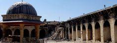 Syrien: Schwerer Schaden an Omajjaden-Moschee