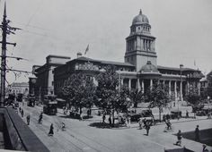 Old Images of South Africa's Town Halls Popular Short Stories, Johannesburg City, North West Province, Old Images, Forest Park, Historical Pictures, Town Hall, African History