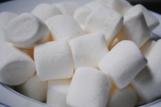Eat Marshmallows To Cure A Sore Throat. Especially good for kids that don't like taking medicine.