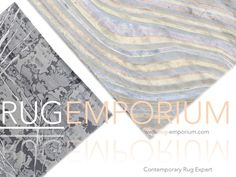 RUG-EMPORIUM available contemporary 2015 rugs on Behance Hand Knotted Rugs, Knots, Contemporary, Behance, Collection, Tying Knots, Knot, Buttons
