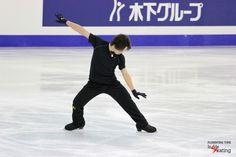 Takahito Mura – and his free program, to Phantom of the Opera   Inside Skatingより