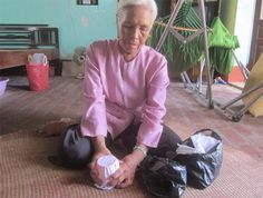 One Vietnamese Woman Buries Thousands of Aborted and Dying Babies Left in the Trash