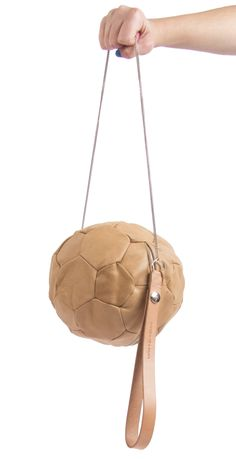 c05547b67c BLESS  Football Bag Backpack Purse
