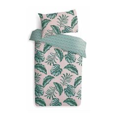 Stylish and comfy, this printed quilt cover set will lend a tropical touch to your bedroom. Tropical Bedding, Bedroom Crafts, Bedroom Decor, Single Quilt, Quilt Cover Sets, Girls Quilts, Quilt Bedding, Double Beds, Queen Beds