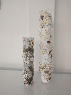 Fungi inspired embroidered vessels marianjazmik.co.uk