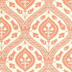 Holland Apricot Fabric by the Yard