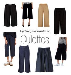 StyleOnV | LIFE + STYLE + BEAUTY DIARIES : CULOTTES LUXE TO LESS
