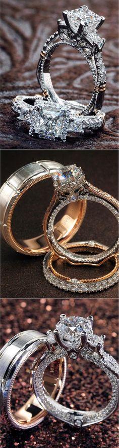 29 Stunning @Verragio #Diamond #Engagement #Rings