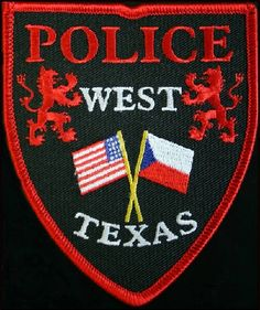 West PD TX