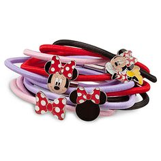 Minnie Mouse Hair Band Set | More Accessories | Disney Store