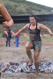 Mud Run tips.. I am doing a mud run next year... NO EXCUSES