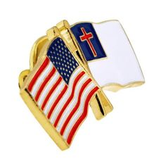 Badges Apparel Sewing & Fabric 2019 New Style U.s.a Canada Friendship Flag Metal Pin Badges For Clothes In Badges Button On Brooch Plating Brooches For Jewelry Neither Too Hard Nor Too Soft