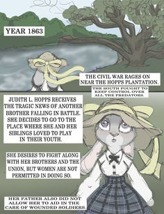 Civil War:Part I Page 1