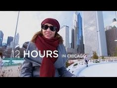 Travel Tips: 12 Hours In Chicago - YouTube