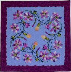Sylvia Pippen Designs gallery of Sashiko and Applique Quilts