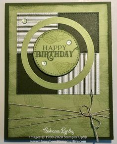 Homemade Birthday Cards, Birthday Cards For Boys, Masculine Birthday Cards, Happy Birthday Cards, Masculine Cards, Homemade Cards For Men, Happpy Birthday, Boy Cards, Men's Cards