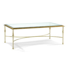 Cocktail Tables - LA VILLETTE Cocktail Table - Duralee Furniture