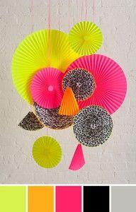 Neon Color Inspiration!!