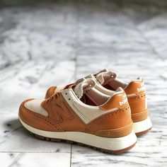 245ce7ad002a8 Grenson x New Balance Sneaker Collaboration