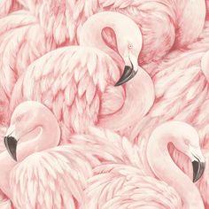 Rasch Lucy in the Sky 803204 Flamingo