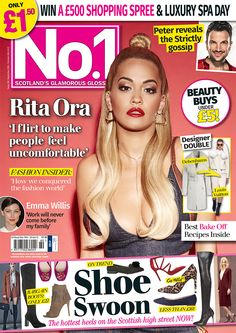 Take a look at issue 160! #no1magazine #scotland