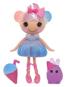 Lalaloopsy Mini Doll- Frost I.C. Cone http://www.amazon.com/dp/B00QCG63CU/?tag=jzmcgpinteboa-20