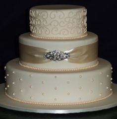 Tiffany wedding cake ideas this is the cake I want for my reception\