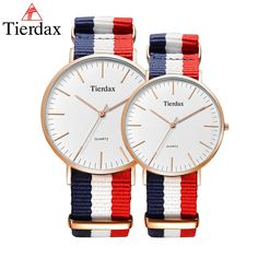 >> Click to Buy << Lover's Male Clock WOMAN Tierdax Watch Men Super Thin Design Top Brand Luxury Famous Relogio Masculino Ladys Watch Montre Femme #Affiliate