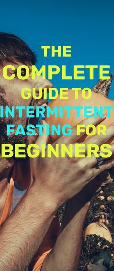 Want to burn fat, boost your energy and reduce risks of heart disease and illness? This guide to intermittent fasting for beginners will show you how. You Fitness, Physical Fitness, Secondary Source, Nothing To Fear, Growth Hormone, Lean Body, Stay Young, How To Increase Energy, Intermittent Fasting