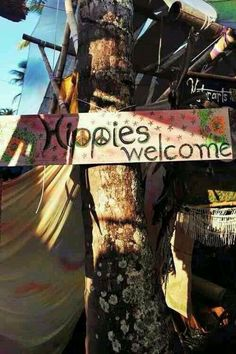 ☮ American Hippie ☮ Welcome