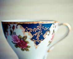 I collect tea cups <3
