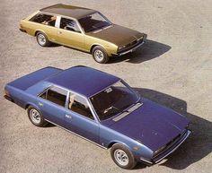 Fiat 130 Opéra & Maremma (1974)