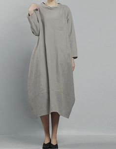 Hey, I found this really awesome Etsy listing at https://www.etsy.com/listing/185297839/avant-garde-100-linen-lagenlook-cocoon